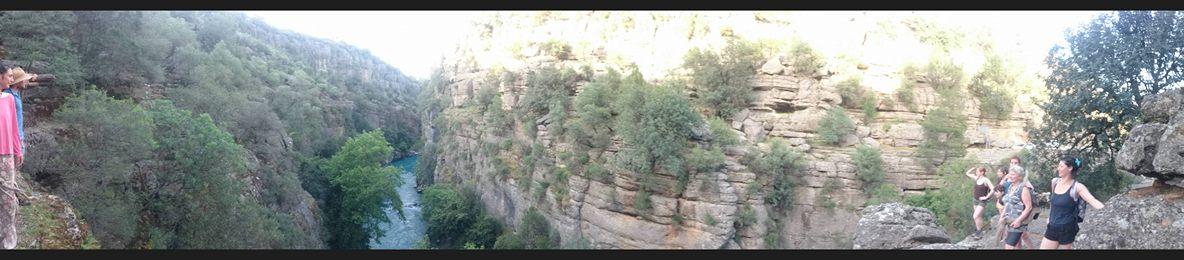 Kanyon panoramic