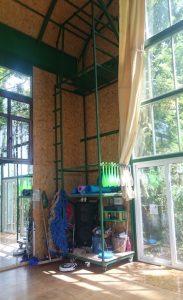 Studio scaffold small